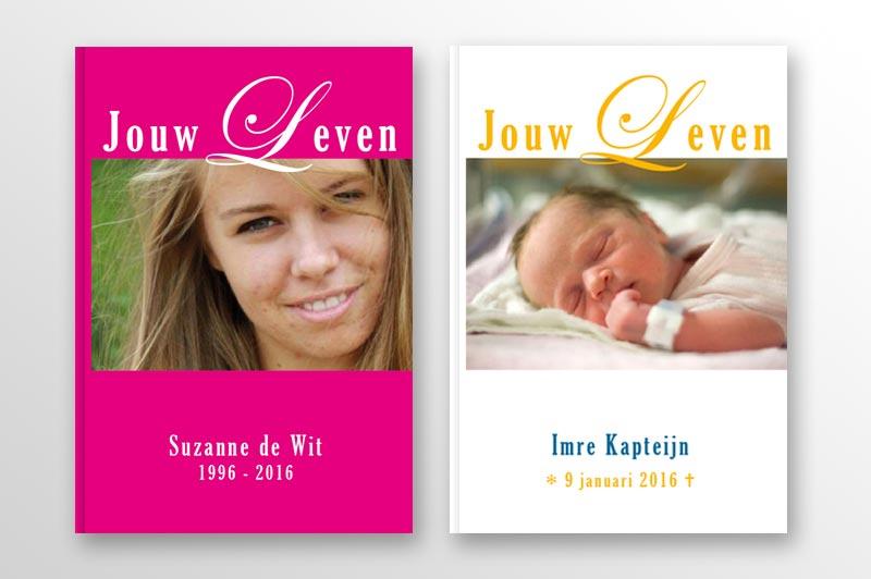 De Portretschrijver - Rememberboekjes