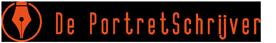 De Portretschrijver Logo